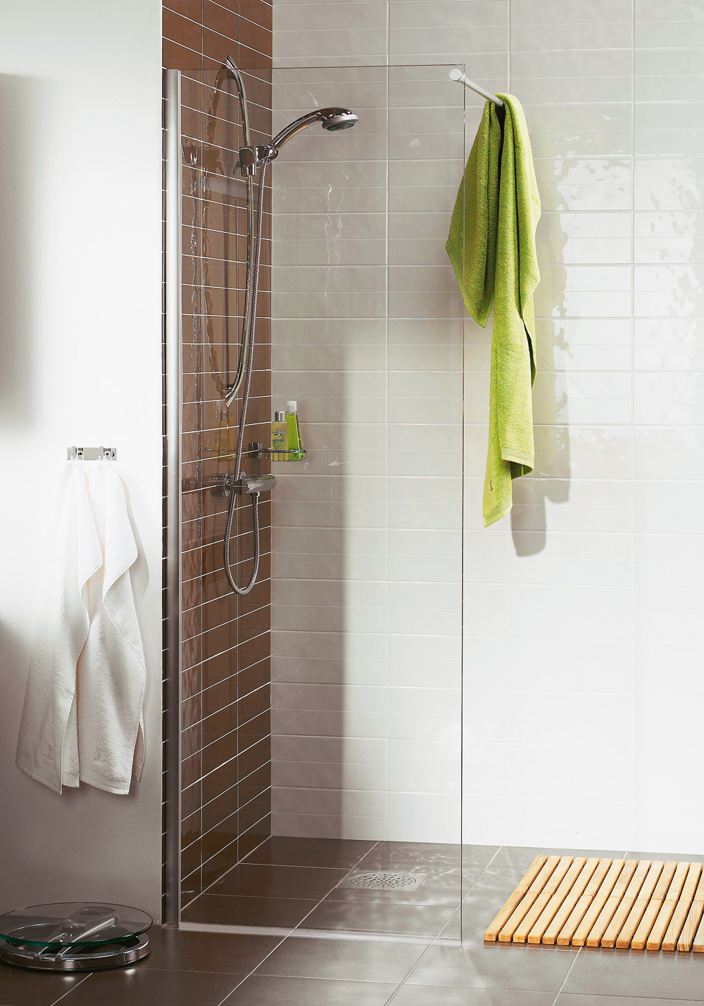 Byt duschvägg. funktionella duschlösningar från hafa.   hafa badrum