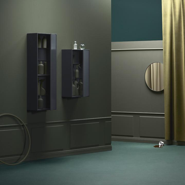Eden badrumsmöbelär en klassisk badrumsmöbel Hafa badrum