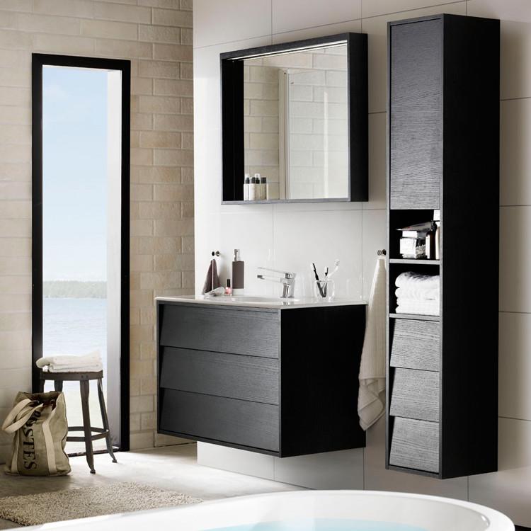 Byt badrumsmöbler Funktionell badrumsinredning från Hafa Hafa badrum