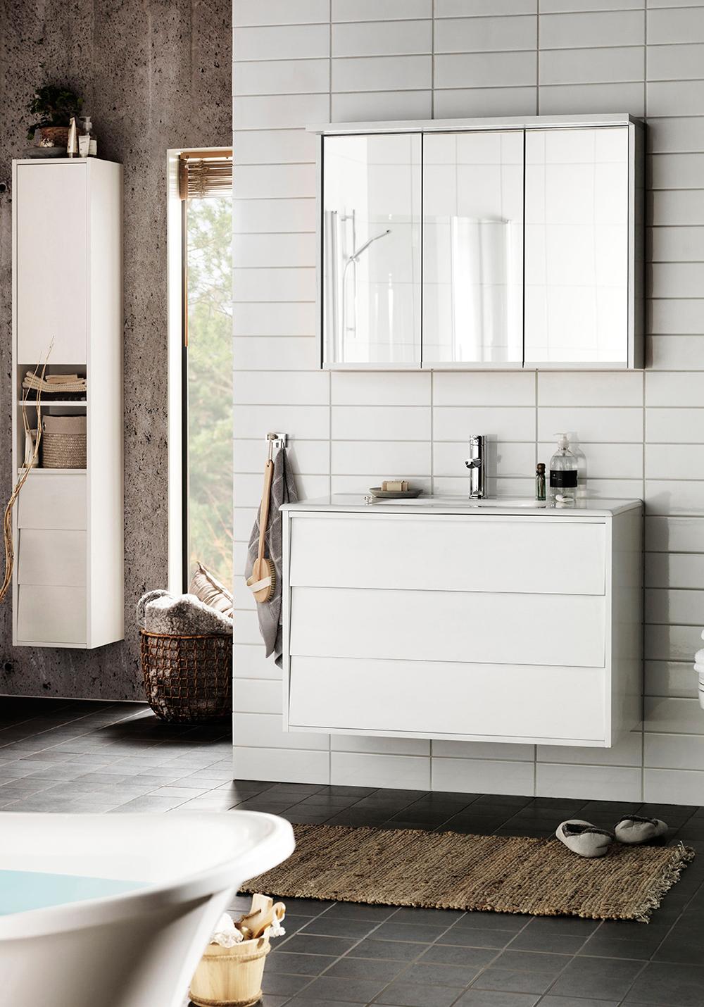 Spegelskåp badrum belysning ~ Xellen.com