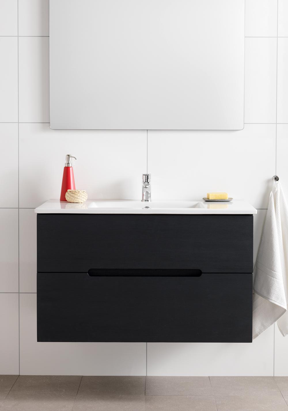 Hafa sun badrumsmöbel tvättställsskåp   hafa badrum