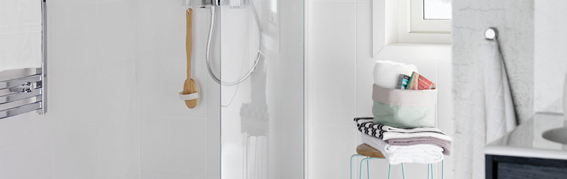 Byt duschdörr. Designade duschlösningar från Hafa. - Hafa badrum