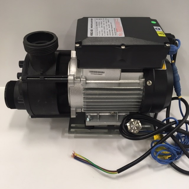 PUMP 900W WH120 100MM PIN V2,0