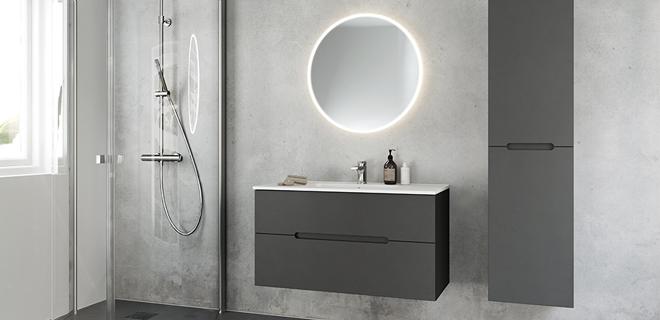 Byt badrum. Inspirerande badrumsmöbler från Hafa. - Hafa badrum 2297fe29247d3