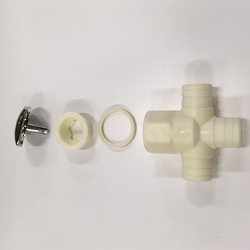 THREE WAY VALVE CHRO